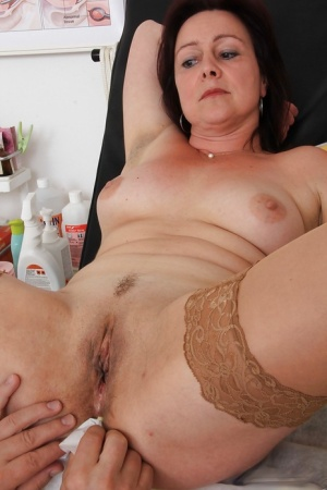 Old Pussy Anal